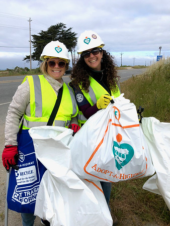 2018-05-19 Adopt-a-Highway Clean-up