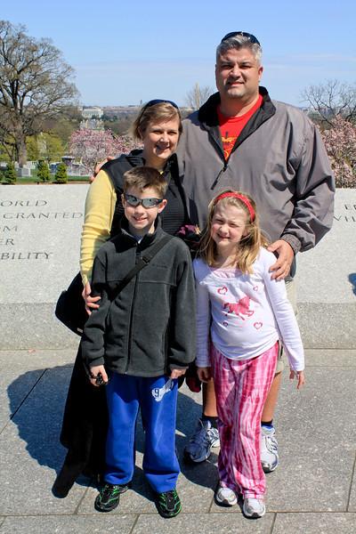 Klochack's DC Vacation