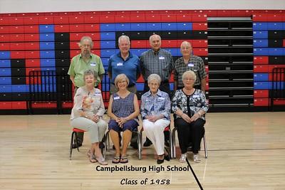 2018 Cburg/WWHS Alumni Banquet