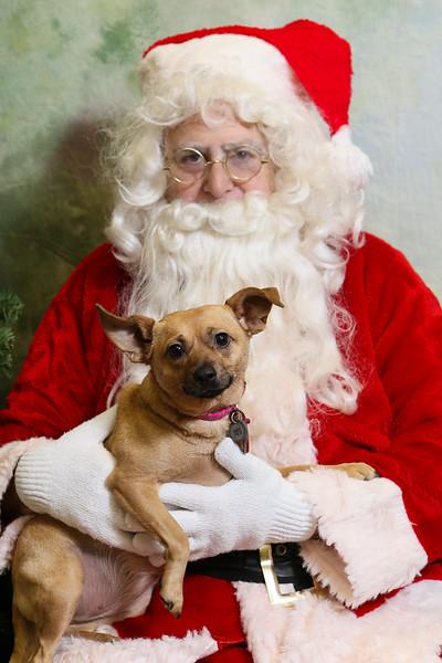 2015 Santa Photos - Monmouth County Underdogs