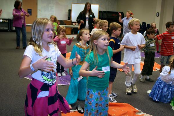 Wednesday Night Children's Activities