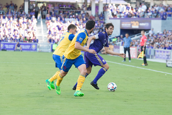 Orlando City vs Colorado Rapids