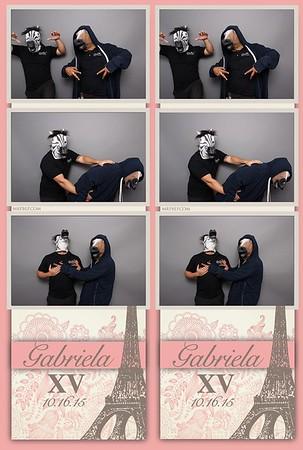 Gabriela's XV | Oct. 16th 2015