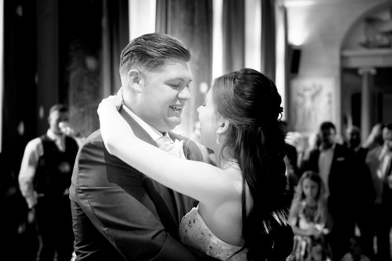Woburn Wedding First Dance
