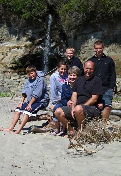 PHOTOSHOOT-Vaage Family Oregon Visit 8-2011