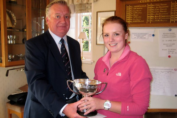 County and Scottish Golf