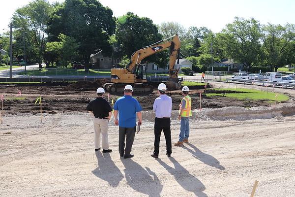 D155 Construction Projects