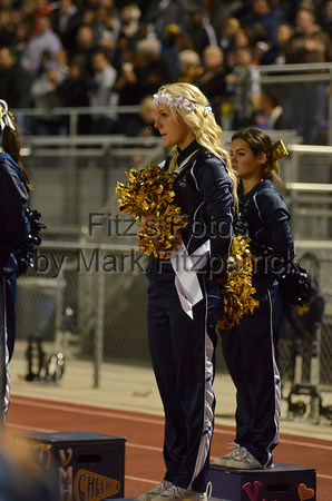 Cheer FB vs. Los Osos