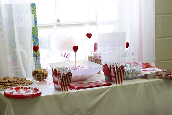 Valentine's Day After School Party