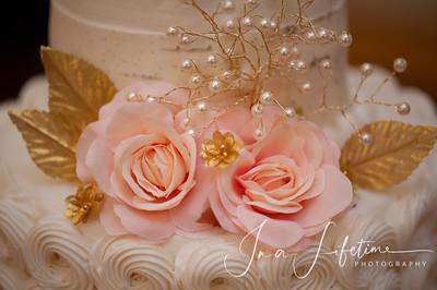 The Tuscany Ballroom wedding reception