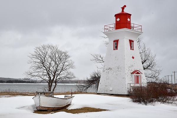 Prince Edward Island and Moncton