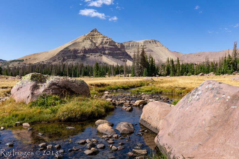 Rock Creek Basin.