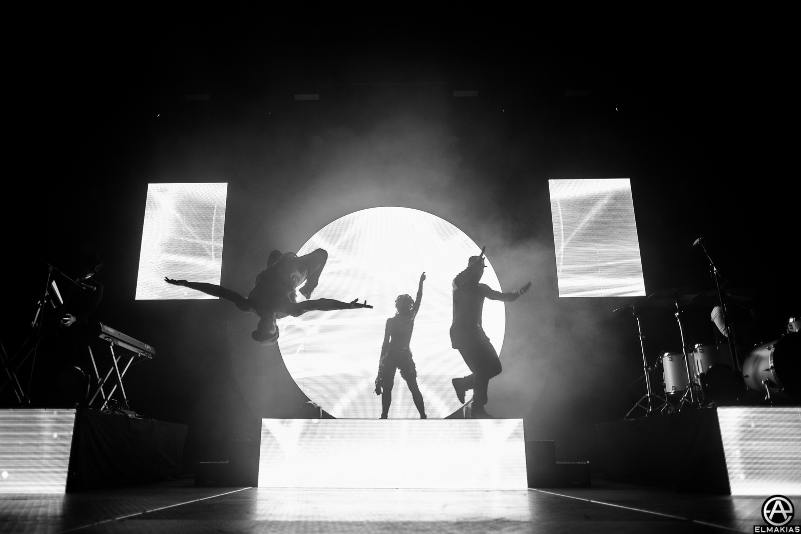 The Shatter Me Tour by Adam Elmakias