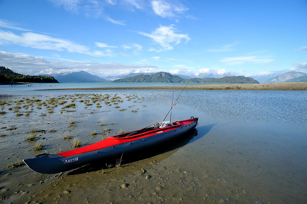 Alaska - Paddle into the Wild -