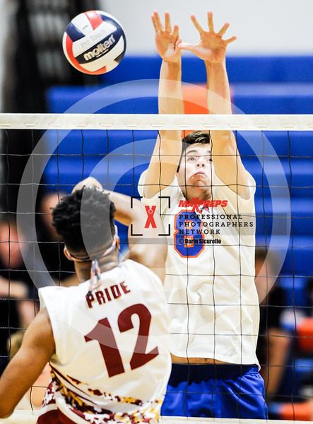 Boys Volleyball 2018 Westwood vs Mountain Pointe