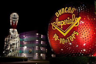 DisneyWorld Pop Century Resort