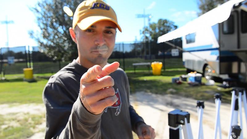 10/1/2011 ECU vs North Carolina  Chris W