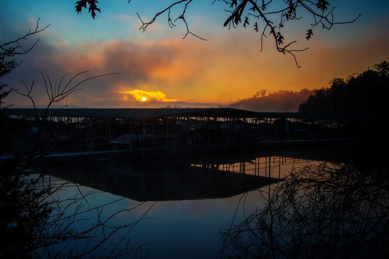 12.18.19 - Prairie Creek Marnia this AM.