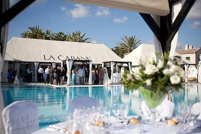 La Cabane Beach Club, Marbella