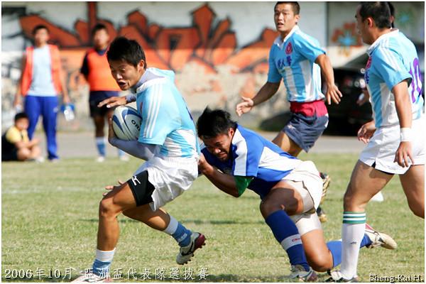 準決賽-台北體院 VS 長榮大學(TPEC vs CJU)