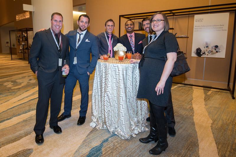 17 NOV 2015: The Westin Hotel opens at Denver International Airport in Denver, CO. Justin Tafoya/Clarkson Creative