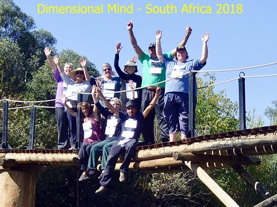 Dimensional Mind -South Africa May 2018