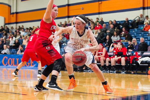 Wheaton College Women's Basketball vs Carthage