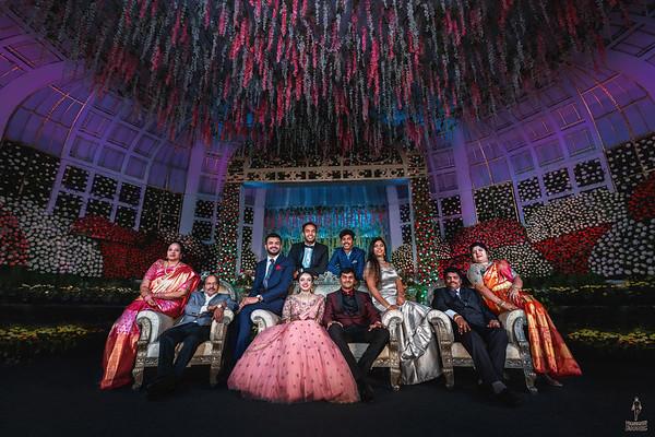 ROYAL WEDDING - SANTHOSH-BALASRI