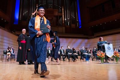 Cristo Rey Graduation 2021