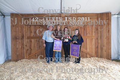 2011 Klein Livestock Show Auction