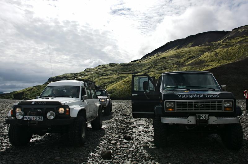 Jepparnir við Skyndidalsá
