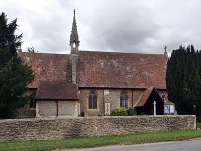St Mary Magdalene, Church of England, Barrow Road, Shippon, OX13 6JQ