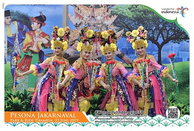 190623 | Pesona Jakarnaval Di CFD Jakarta