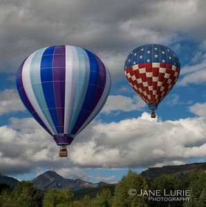 Snowmass Balloon Festival 2013