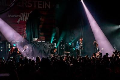 June 26, 2019 - Silverstein, The Fillmore Detroit