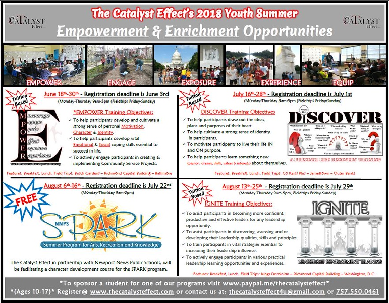 2018 Summer Empowerment Promotion Flyer.JPG