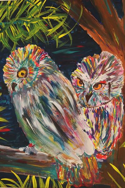 Sydney Banks7 Howls of Owls I.JPG