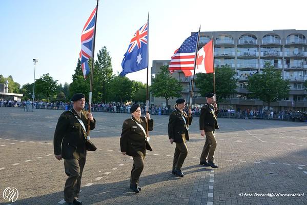 Veteranendag Zoetermeer 2015