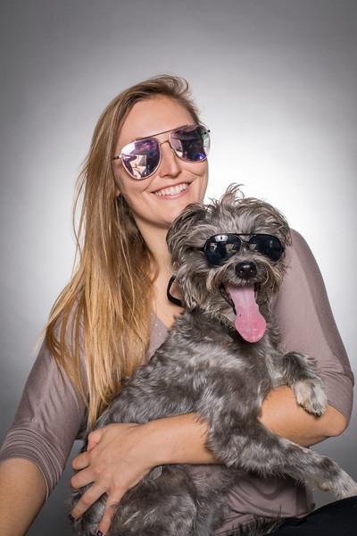Kristen and Pidge
