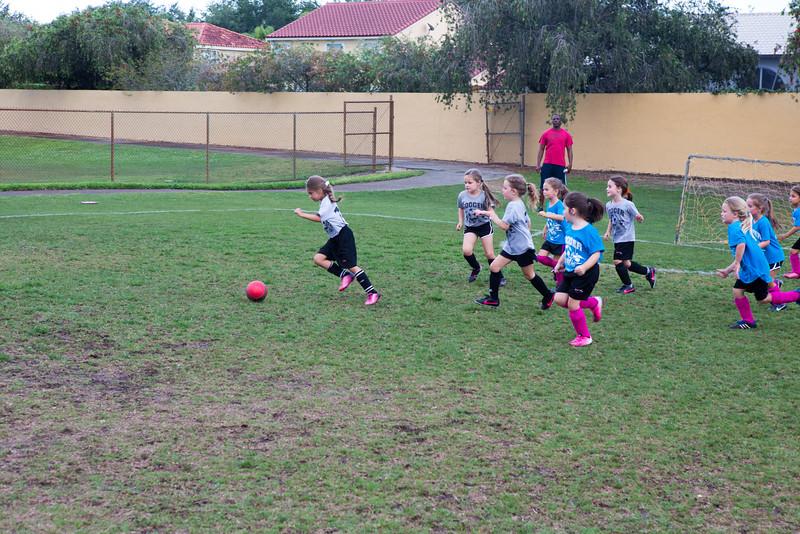 Cooper City Soccer Spring 2015