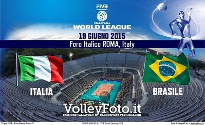 ITALIA - BRASILE | Roma IT