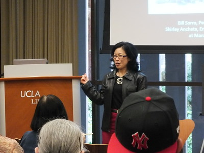 Serve the People Book Launch - UCLA Library