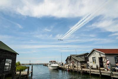 Thunderbirds Over Fishtown