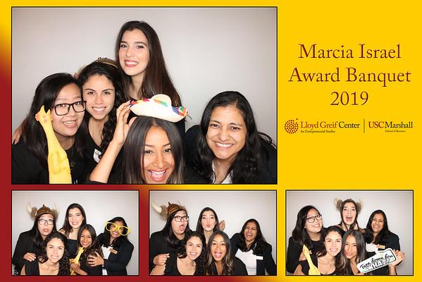 Marcia Israel Awards Banquet