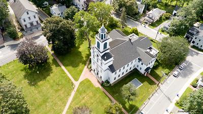 First Parish Unitarian Universalist Church