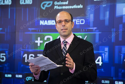 Galmed Pharmaceuticals First Trade