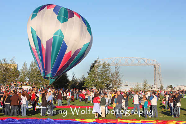Duluth Balloon Festival 2013