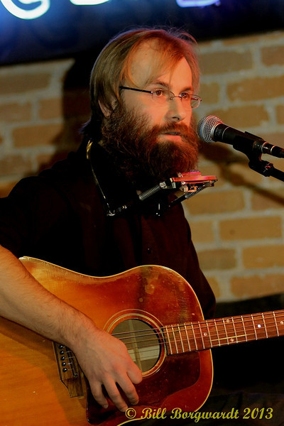 Sean Hillaby - Food Bank Fund Raising concert at the Blue Sky Cafe