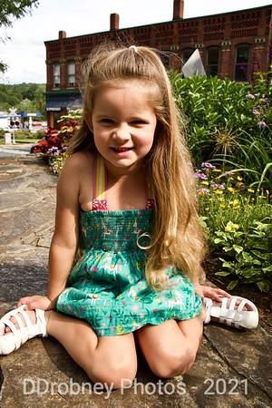 Ellie is Five!!