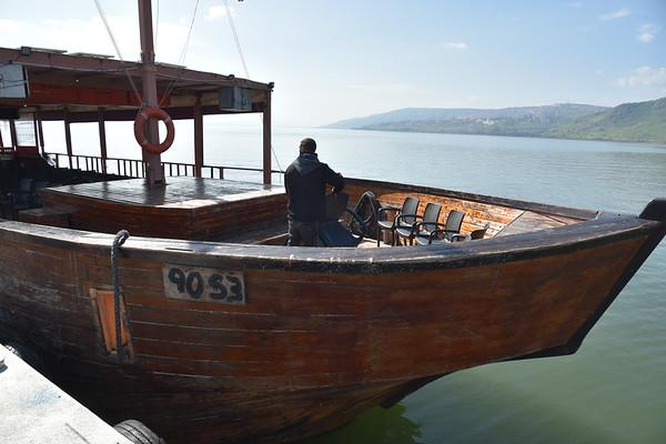 Sea of Galilee Boat Cruise